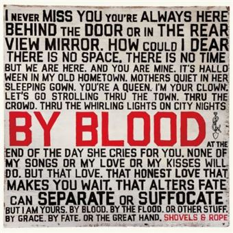 By Blood - Vinilo