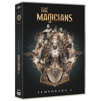 The Magicians  Temporada 3 - DVD