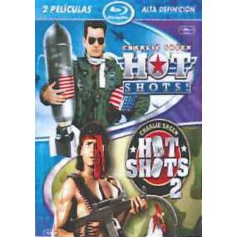 Pack Hot Shots 1 y 2 - Blu-Ray
