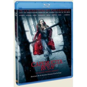 Caperucita roja - Blu-Ray