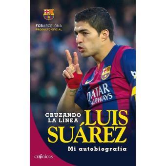 Luis Suárez: cruzando la línea
