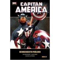 Capitán América 9. Renacimiento Prólogo. Marvel Deluxe