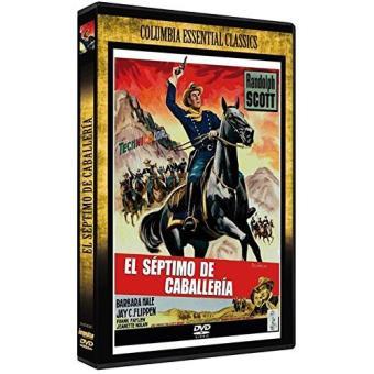 El séptimo de caballería - DVD