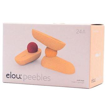 Pebbles - 5 piezas de corcho