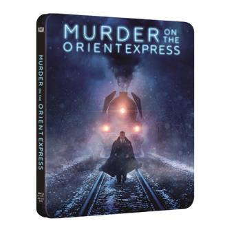Asesinato en el Orient Express - Steelbook Blu-Ray