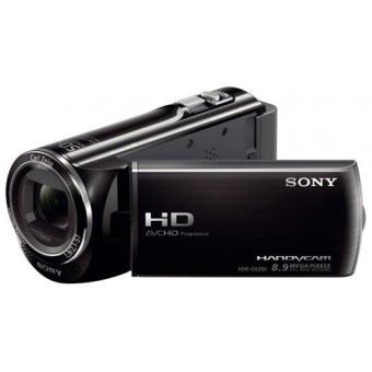 Sony HDR-CX280E Negro Videocámars Alta Definición
