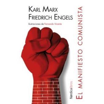 El manifiesto comunista. Edición ilustrada