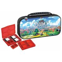 Bolsa de viaje Game Traveler Deluxe Travel Case NNS47 Zelda Link - Nintendo Switch