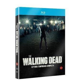 The Walking Dead - Temporada 7 - Blu-Ray