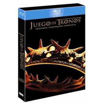 Juego de TronosJuego de tronos - Temporada 2 - Blu-Ray