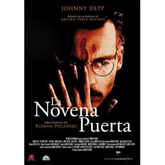 La novena puerta - DVD