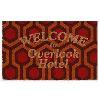 Felpudo El resplandor - Welcome to Overlook Hotel