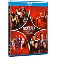 Pack Ocean' s - 4 películas - Blu-Ray