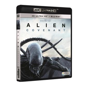 Alien Covenant - UHD + Blu-Ray