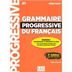 Grammaire progressive debutant l+cd