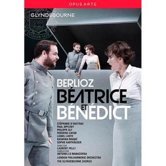Berlioz: Béatrice et Bénédict (DVD)