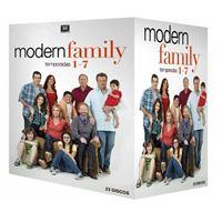 Modern Family  Temporadas 1-7 - DVD