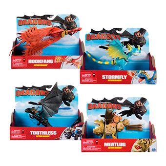 Dragones de Berk deluxe Bizak- Varios modelos