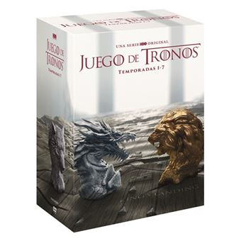 Pack Juego de Tronos - Temporadas 1-7 - DVD