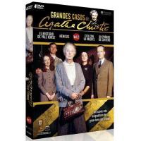 Pack Grandes casos de Agatha Christie (Volumen 2) - DVD
