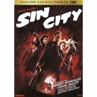 Sin City (Ed. coleccionista) - DVD