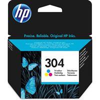 Cartucho de tinta HP 304 Tri-color - Exclusivo web