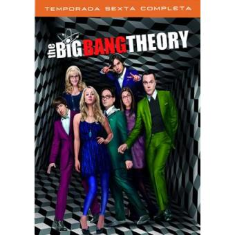 The Big Bang TheoryThe Big Bang Theory - Temporada 6 - DVD