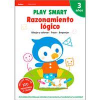 Play Smart : Razonamiento lógico. 3 años