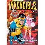 Invencible vol. 26: El fin de todas las cosas Primera parte