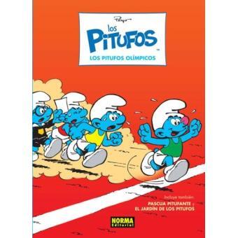 Los Pitufos 12. Los Pitufos olímpicos