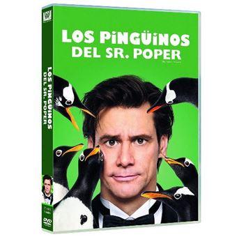 Los pingüinos del Sr. Poper - DVD