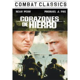 Corazones de hierro - DVD