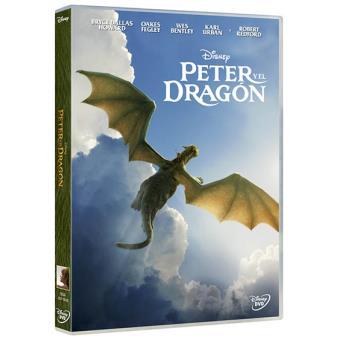 Peter y el dragón - DVD