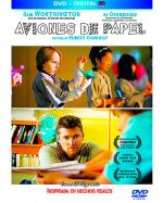 Aviones de papel - DVD
