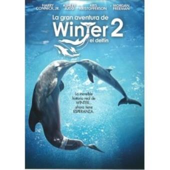 La gran aventura de Winter el delfín 2 - DVD