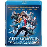 City Hunter y el perfume de Cupido - Blu-Ray