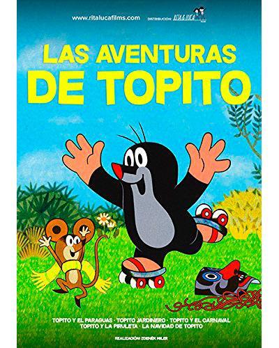 Las aventuras de Topito - DVD