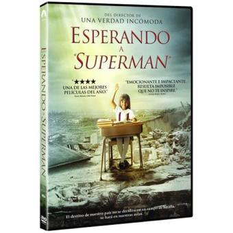 Esperando a Superman V.O.S. - DVD