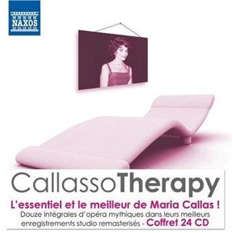 Box Callasso Therapy - 24 CD