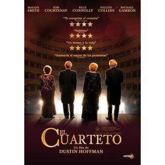 El cuarteto - DVD
