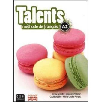 Talents Fle: Livre de l'eleve A2