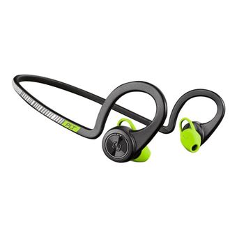 Auriculares deportivos Plantronics BackBeat Fit II Bluetooth Negro