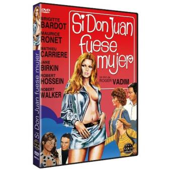 Si Don Juan fuese una mujer - DVD