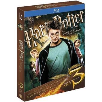 Harry Potter y el prisionero de Azkaban - Blu-Ray + Libreto