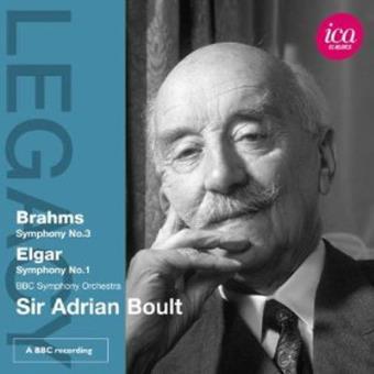 Brahms, Elgar: Sinfonías