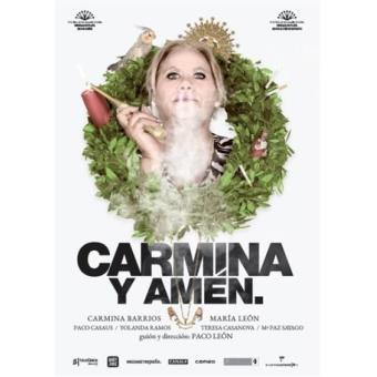 Carmina y amén - DVD
