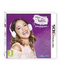 Violetta: Ritmo y Música 3DS