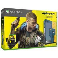 Consola Xbox One X 1TB + Cyberpunk 2077 Limited Edition