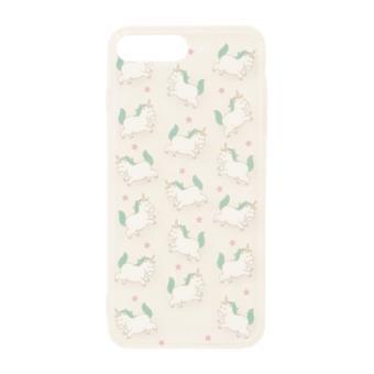 Funda Mr Wonderful Mini unicornios para iPhone 7 +
