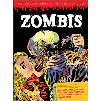 Zombis. Biblioteca de comics de terror de los años 50